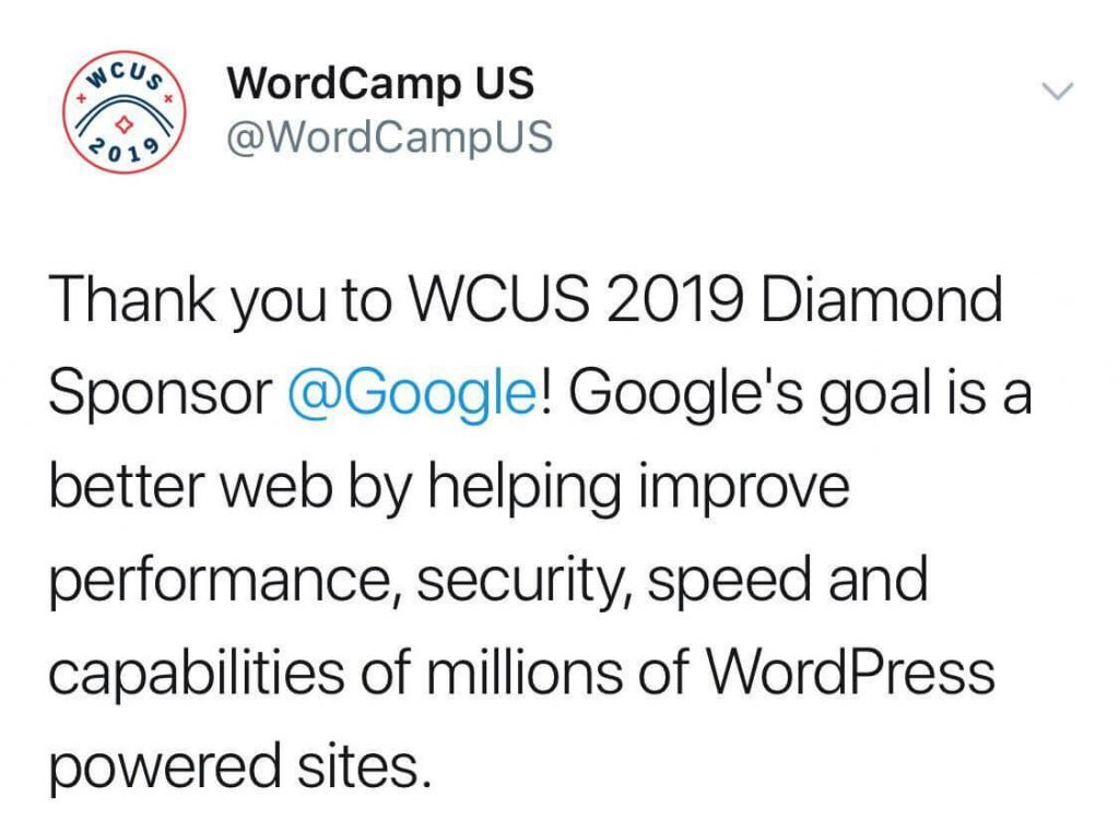 Google's take on website performance