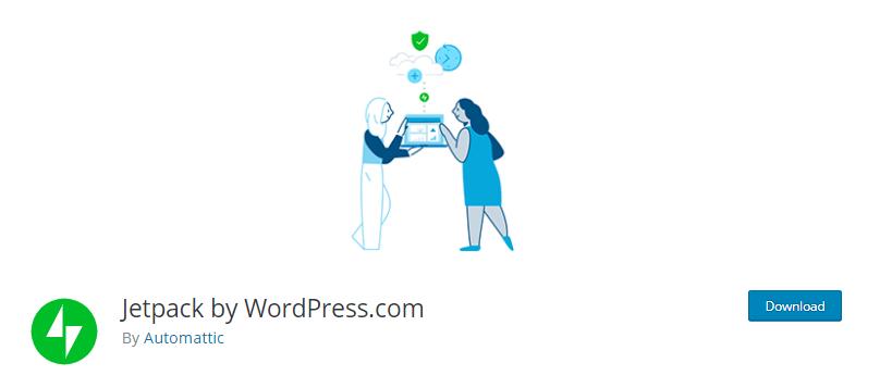 jetpack- WordPress security plugins