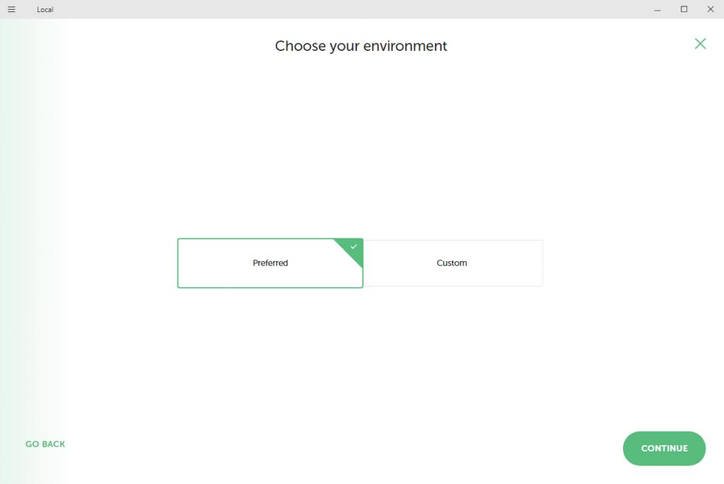 create website with flywheel step 3