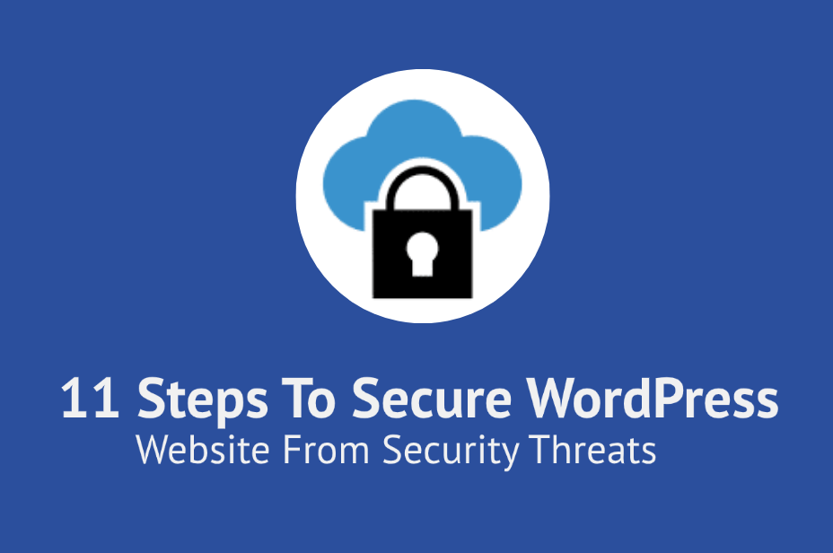 secure your WordPress in 11 steps