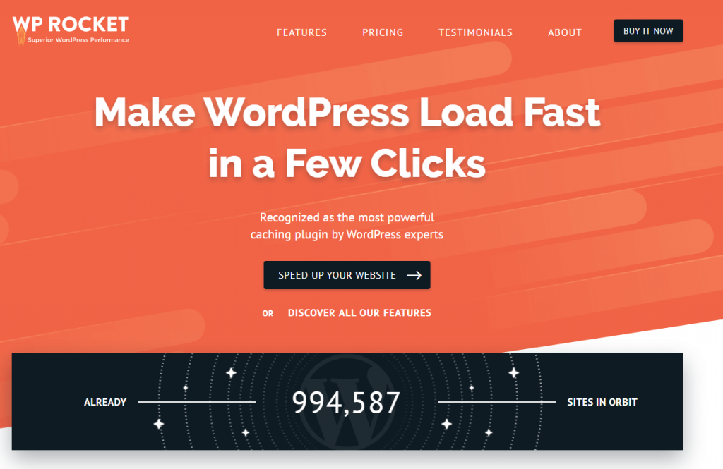 WP Rocket - WordPress Speed Optimization Plugin