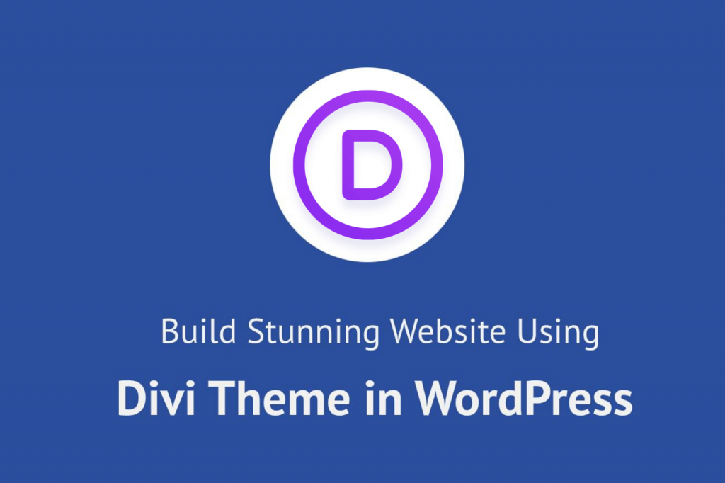 Divi Theme in WordPress