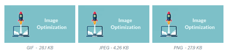 comparing image sizes