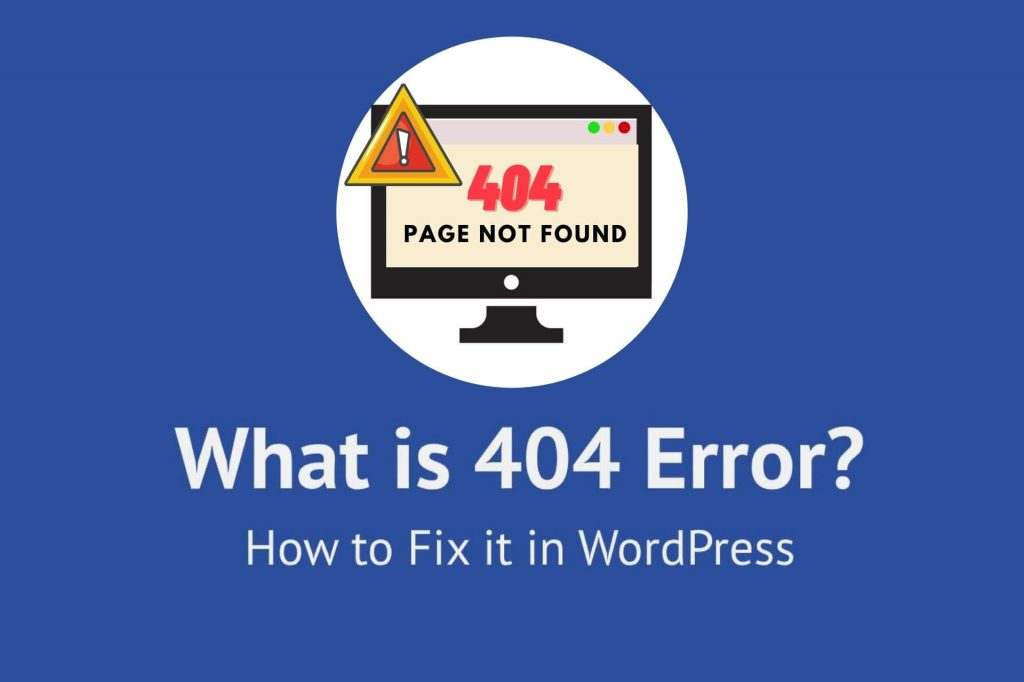 What is a 404 Error?